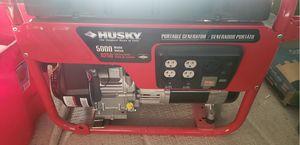 New Husky generator for Sale in Salt Lake City, UT