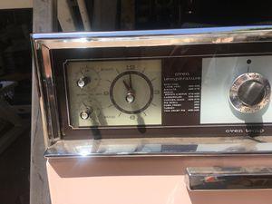 Pink GE appliances. for Sale in Galt, CA
