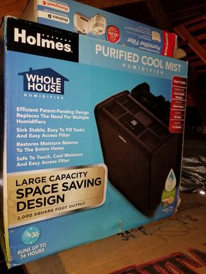 Holmes purified cool mist humidifier for Sale in Salinas, CA