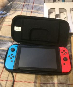 Nintendo switch bundle for Sale in Liberty Center, IN