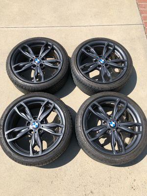 Bmw wheels m234i f23 factory oem pirelli tires for Sale in Pasadena, CA