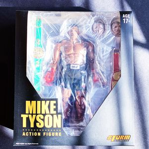 MIKE TYSON STORM COLLECTIBLES IRON MIKE 1:12 for Sale in Las Vegas, NV