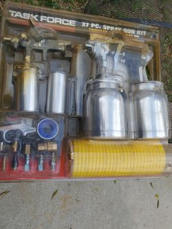 Task Force Car Spray Paint Kit for Sale in Los Angeles,  CA