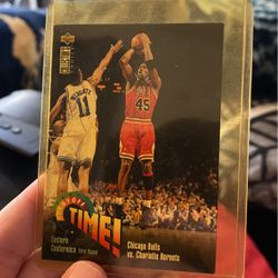 Mj Playoff Card for Sale in Vancouver,  WA