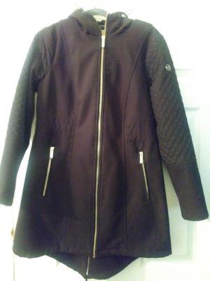 Michael Kor's Black raincoat/ jacket for Sale in McDonough, GA