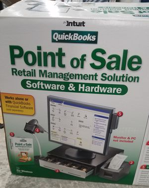 Quickbooks Point of Sale for Sale in Boca Raton, FL