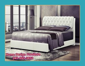 Brand New Queen Bed With Orthopedic Mattress For for Sale for sale  Queens, NY