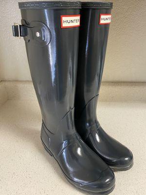Women's Hunter Gloss Rain Boots for Sale ! for Sale in San Jose, CA