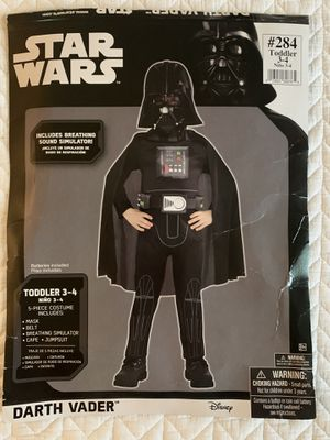 Star Wars children costume for Sale in Silver Spring, MD