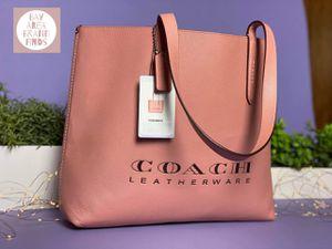 Authentic Coach Leatherware Blush Bag for Sale in Santa Clara, CA