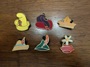 Group of 6 Disney pins for Sale in Glendale, AZ