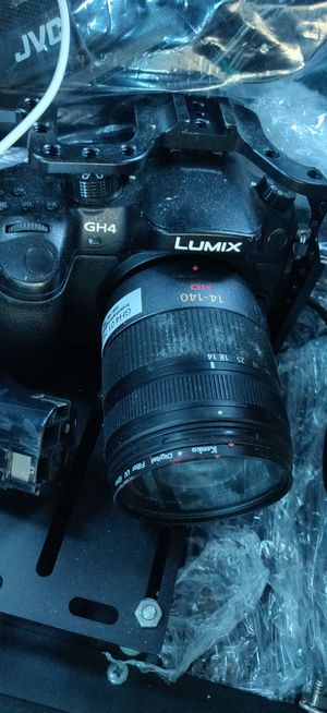 Lumix GH4 camera with lens for Sale in Honolulu, HI