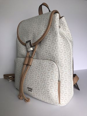 Guess backpack (white) for Sale in Smyrna, GA