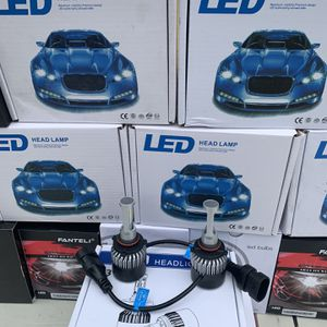 Obs Silverado 89-98 New Led Headlights Bulbs for Sale in Fresno, CA