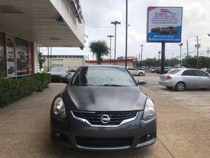 2011 Nissan Altima for Sale in Dallas, TX