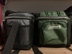 Coleman lunchbox coolers (2) for Sale in Surprise, AZ