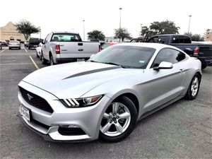 2015 FORD MUSTANG $13,499 CASH 46,339 MILES for Sale in San Antonio, TX