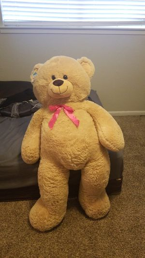 Giant 3 ft Teddy Bear for Sale in Houston, TX