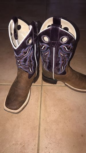 Young girls cowboy boots for Sale in Mesa, AZ