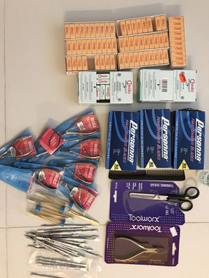 Barber supplies/ beauty supplies for Sale in Bay Lake, FL