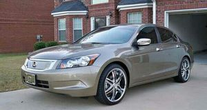 2008 honda accord clean title by owner for Sale in Los Angeles, CA