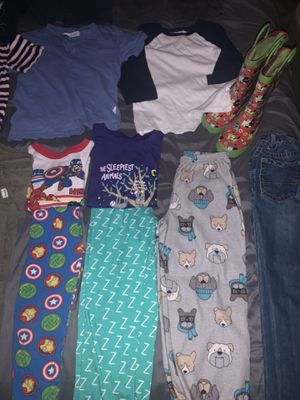 Kids Clothes Size 4/5T for Sale in Las Vegas, NV