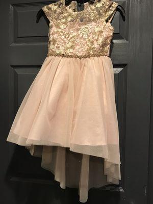 Blush flower girl dress for Sale in Irving, TX