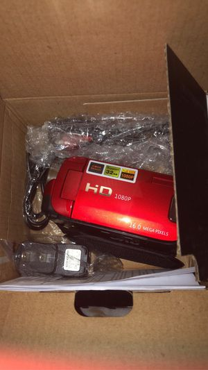 Digital HD camera for Sale in Burlington, NC