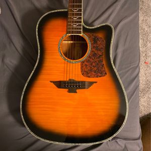 Keith Urban Acoustic Guitar for Sale in Cumming, GA