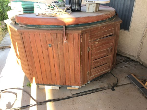 Hot Tub For Sale In Chandler Az Offerup