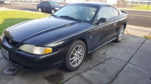 1998 ford mustang gt v8 automatic posi track price was just reduced since winter is almost here and I need a 4 wheel drive for Sale in Prineville, OR