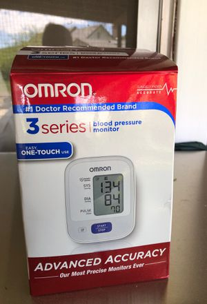 Blood pressure monitor for Sale in Modesto, CA