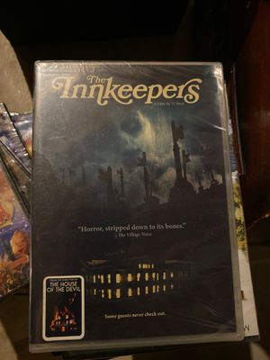 The Innkeepers DVD, new for Sale in Plainfield, IL
