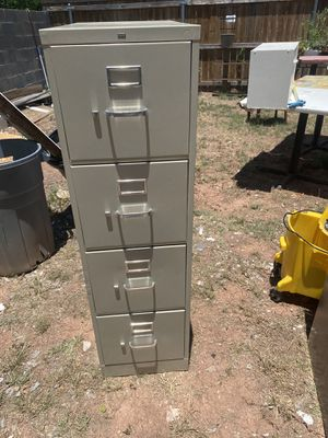 File cabinet for Sale in Abilene, TX