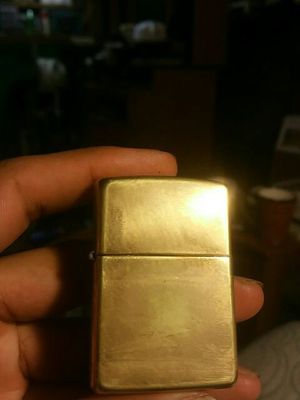 Zippo lighter for Sale in Vacaville, CA