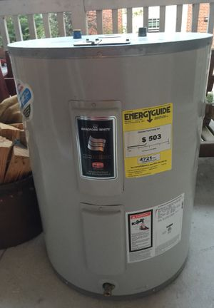 Lowboy 40 gal water heater for Sale in West McLean, VA