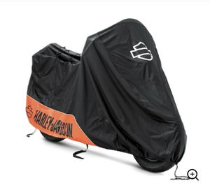 Harley Davidson motorcycle cover for Sale in Middlesex, NJ