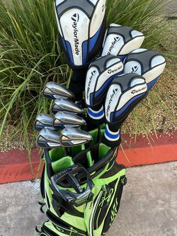 Men's Taylormade Golf Clubs for Sale in San Diego,  CA