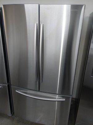 🏭Samsung refrigerator nice🏭 for Sale in Houston, TX