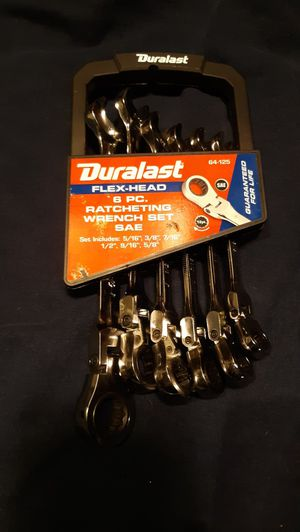 Duraflex flex-head wrenches for Sale in Manteca, CA