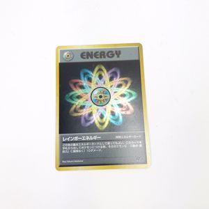 Rainbow Energy Japanese Holo Rare Team Rocket Pokemon Card NM-Mint never played! for Sale in Tacoma, WA