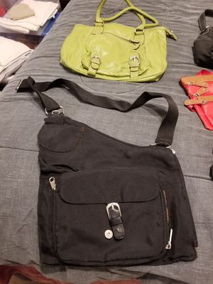 Black hobo type bag for Sale in Pittsburgh, PA