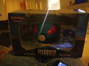 Pokemon Hidden Fates Great ball collection for Sale in Plant City, FL