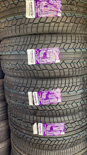 New tires Achilles 275/55R20 XL for Sale in Palmetto Bay, FL