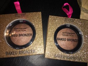 2 brand new baked bronzers for Sale in Austin, TX
