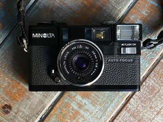Vintage camera Minolta Hi Matic AF auto focus for Sale in Santa Clara,  CA