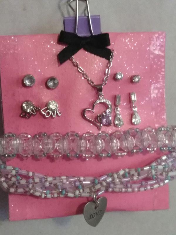 Love jewelry set
