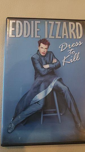Eddie Izard- Dress to Kill DVD for Sale in Washington, DC