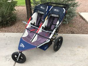 BOB Revolution Double Stroller for Sale in Gilbert, AZ
