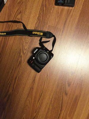 Nikon D3300 DSLR Camera with 3 kit lens for Sale in Linden, NJ